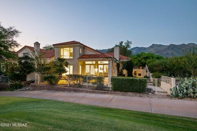 3956 E Calle Cayo, Tucson, AZ 85718 (MLS #22124603) :: The Property Partners at eXp Realty