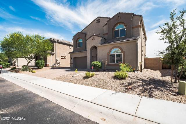 9037 W Rolling Springs Drive, Marana, AZ 85653 (#22124604) :: Long Realty - The Vallee Gold Team
