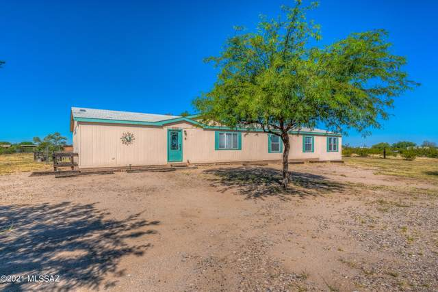 5385 N Puma Road, Marana, AZ 85653 (#22124605) :: Tucson Property Executives