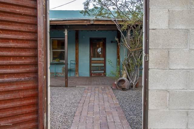 704 W 18Th Street, Tucson, AZ 85745 (#22124610) :: Tucson Property Executives