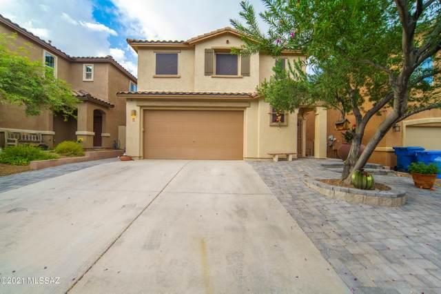 734 W Calle Canto Sereno, Sahuarita, AZ 85629 (#22124613) :: Tucson Property Executives