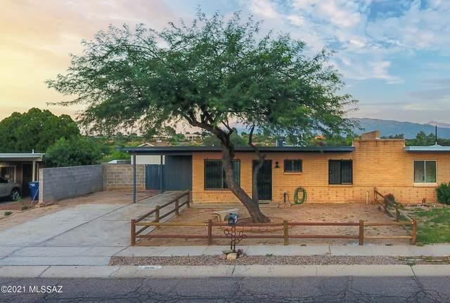 2349 Saddleback Avenue S, Tucson, AZ 85710 (MLS #22124618) :: The Property Partners at eXp Realty