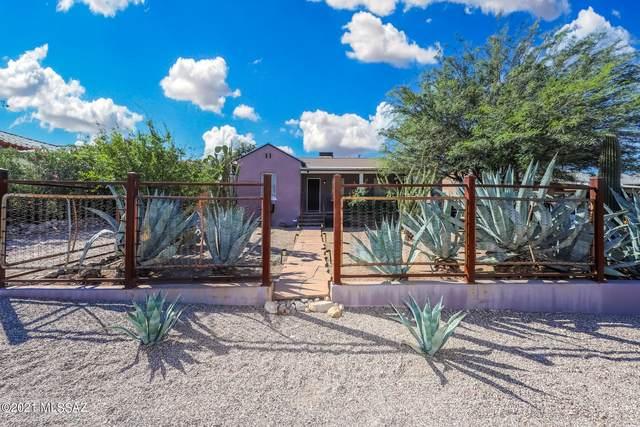 2004 E Spring Street, Tucson, AZ 85719 (MLS #22124620) :: The Property Partners at eXp Realty