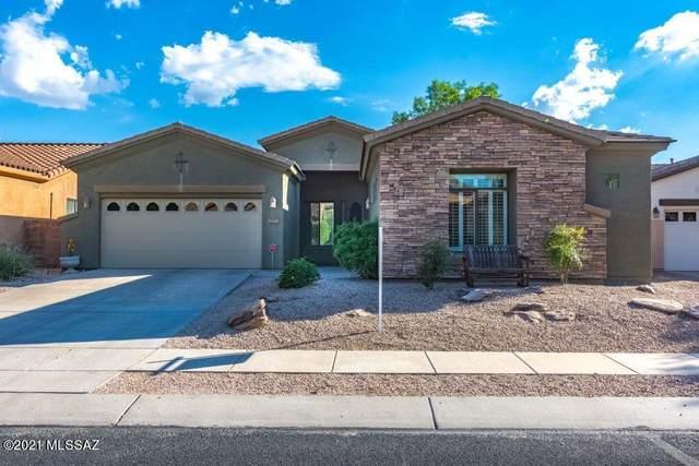 4713 W Cholla Bluff Drive, Marana, AZ 85658 (#22124622) :: Tucson Property Executives