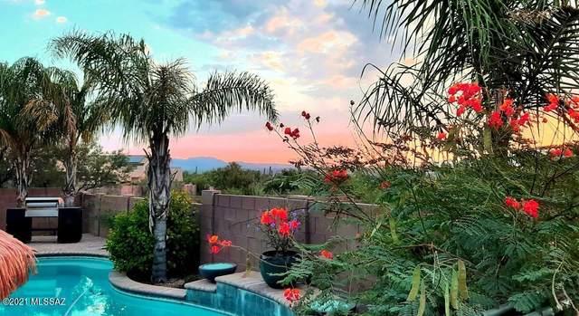 7868 N Window Trail, Tucson, AZ 85743 (#22124623) :: Tucson Property Executives