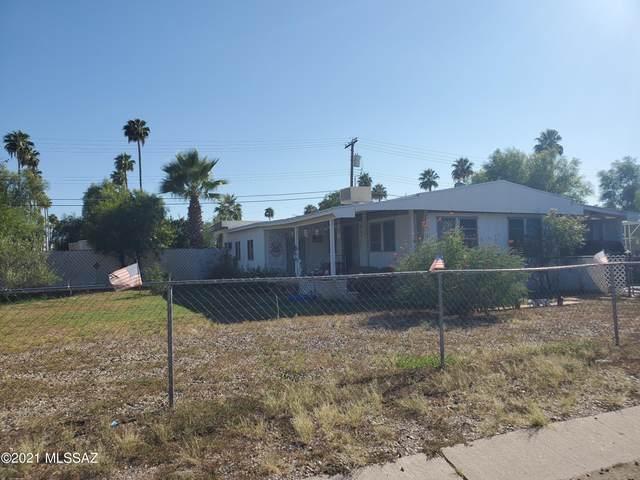 1517 W Delano Drive, Tucson, AZ 85705 (#22124625) :: The Dream Team AZ