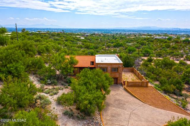 5065 N Placita Diaz, Tucson, AZ 85718 (#22124629) :: Tucson Property Executives