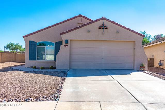 8942 N School Hill Drive, Tucson, AZ 85743 (MLS #22124631) :: The Property Partners at eXp Realty