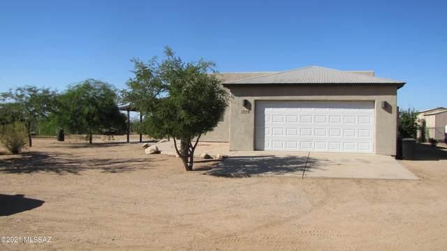 12640 W Orange Grove Road, Tucson, AZ 85743 (MLS #22124632) :: The Property Partners at eXp Realty