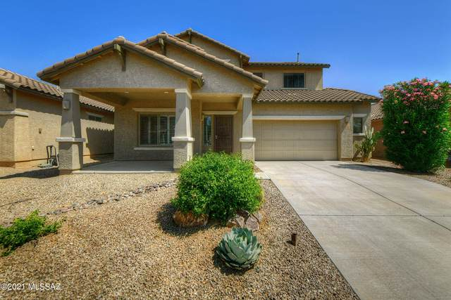 3438 W Wing Tip Drive, Marana, AZ 85658 (#22124633) :: Tucson Property Executives
