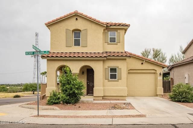 7664 E Desert Overlook Drive, Tucson, AZ 85710 (MLS #22124638) :: The Property Partners at eXp Realty