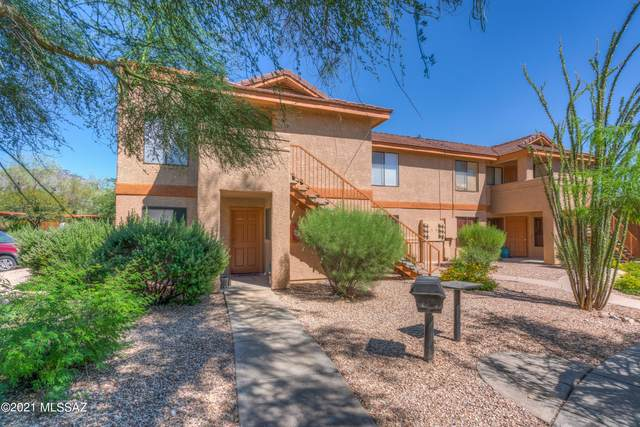 7255 E Snyder Road #10205, Tucson, AZ 85750 (MLS #22124639) :: The Property Partners at eXp Realty