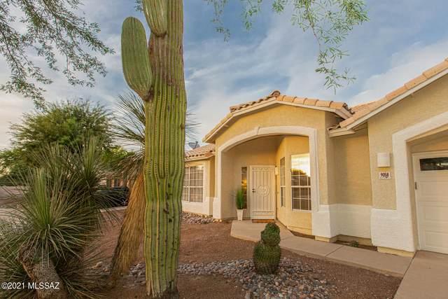 9058 N Lawndale Drive, Tucson, AZ 85743 (#22124642) :: Tucson Property Executives