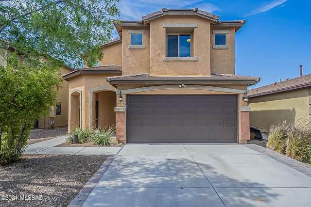 6576 S Meadow Fescue Drive, Tucson, AZ 85756 (#22124644) :: Tucson Property Executives