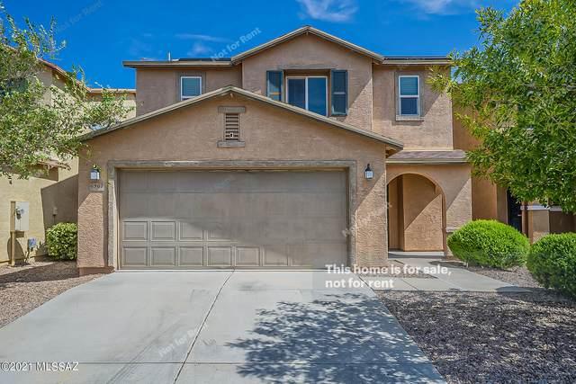 6967 S Red Maids Drive, Tucson, AZ 85756 (#22124645) :: Tucson Property Executives