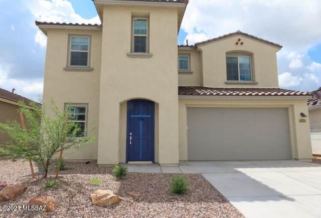 10020 E Camelback Trail, Tucson, AZ 85747 (#22124646) :: Tucson Property Executives
