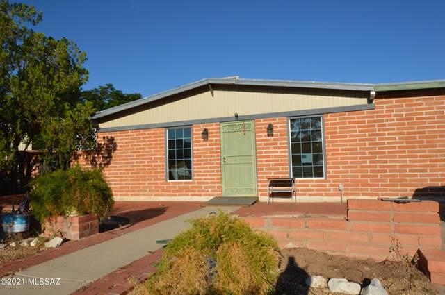 8355 E Koralee Place, Tucson, AZ 85710 (MLS #22124648) :: The Property Partners at eXp Realty