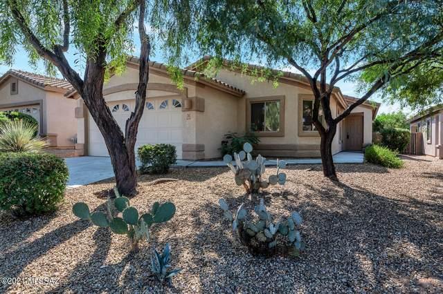 5497 W Morning Moonlight Lane, Marana, AZ 85658 (#22124649) :: Tucson Property Executives