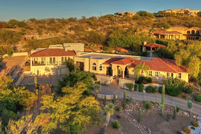 5090 N Marlin Canyon Place, Tucson, AZ 85750 (#22124652) :: Tucson Property Executives