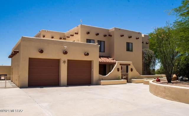 11650 E Camino Del Desierto, Tucson, AZ 85747 (#22124663) :: Tucson Property Executives