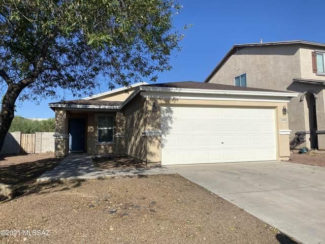 6448 S Bright Sun Avenue, Tucson, AZ 85706 (#22124670) :: Tucson Property Executives