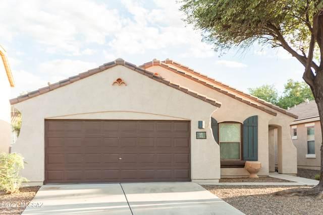 95 W Calle Sauco, Sahuarita, AZ 85629 (#22124674) :: Tucson Property Executives