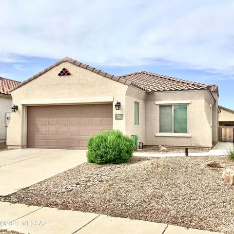 300 W Calle Media Luz, Sahuarita, AZ 85629 (#22124679) :: Tucson Property Executives