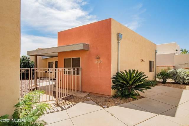2495 N Silver Mosaic Drive, Tucson, AZ 85745 (#22124687) :: Tucson Property Executives