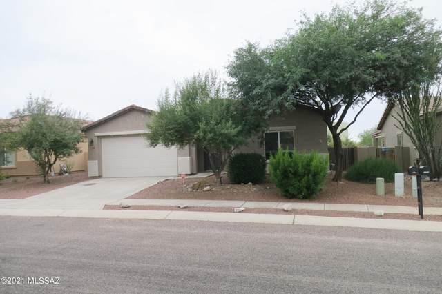 3550 E Mecate Road, Tucson, AZ 85739 (#22124688) :: Tucson Property Executives