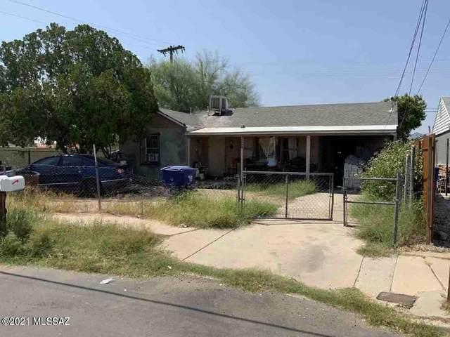 3662 S Bronson Lane, Tucson, AZ 85713 (#22124692) :: Tucson Property Executives