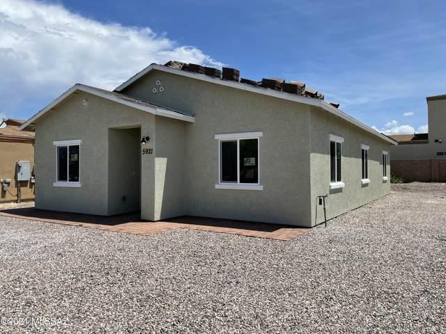 5921 S Jeanette Boulevard, Tucson, AZ 85706 (#22124693) :: Tucson Property Executives