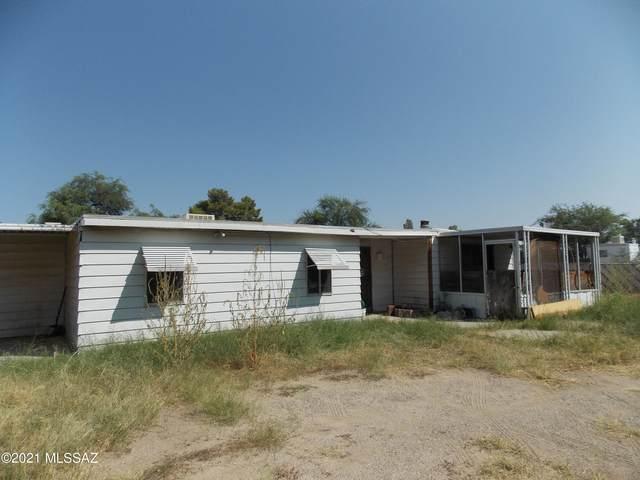 1334 W Talisman Street, Tucson, AZ 85705 (#22124703) :: Tucson Real Estate Group