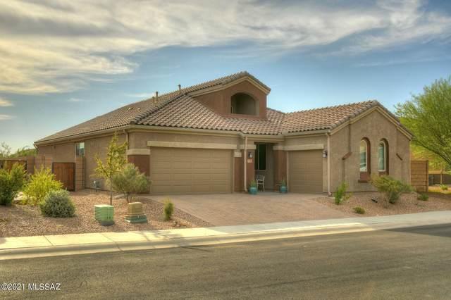 9725 N Melandra Way, Marana, AZ 85653 (#22124706) :: Tucson Property Executives
