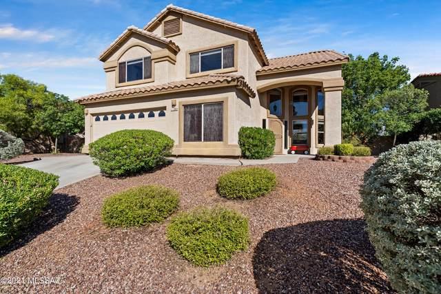 11284 N Cactus Rose Drive, Tucson, AZ 85737 (#22124719) :: AZ Power Team