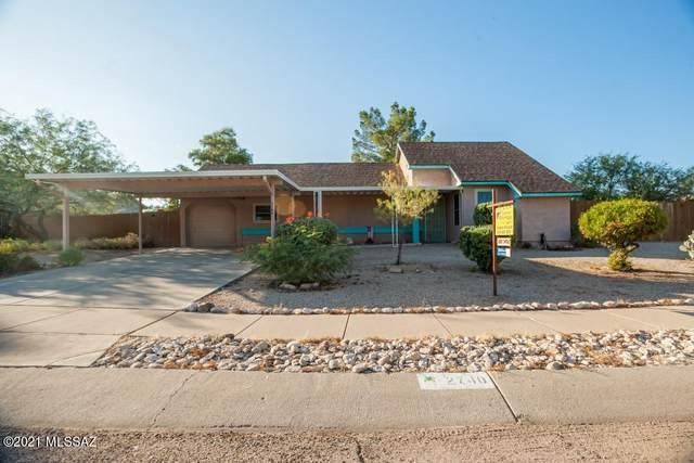 2740 W Leawood Drive, Tucson, AZ 85745 (#22124720) :: Tucson Property Executives