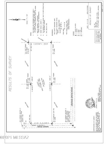 6482 N Anway Road, Marana, AZ 85653 (#22124721) :: Tucson Property Executives