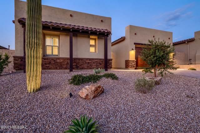 6936 W Foothills Acacia Place, Marana, AZ 85658 (#22124738) :: Elite Home Advisors   Keller Williams