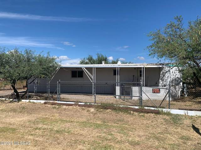 3108 W Rice Road, Benson, AZ 85602 (#22124747) :: Tucson Property Executives