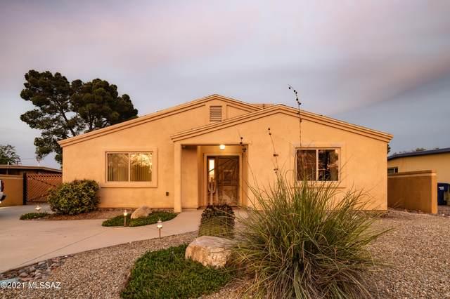 2010 N Magnolia Avenue, Tucson, AZ 85712 (#22124749) :: Kino Abrams brokered by Tierra Antigua Realty