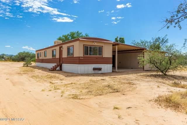 8460 S Taylor Lane, Tucson, AZ 85736 (#22124753) :: Tucson Property Executives