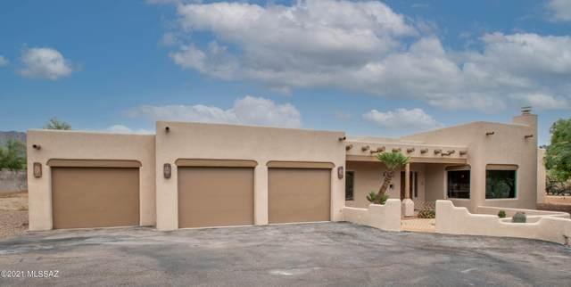 7510 N La Oesta Avenue, Tucson, AZ 85704 (#22124756) :: AZ Power Team