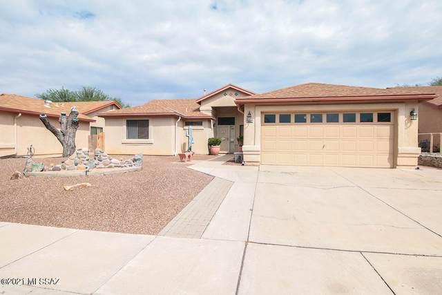 8170 E Mesquite Ridge Circle, Tucson, AZ 85710 (#22124758) :: Tucson Property Executives