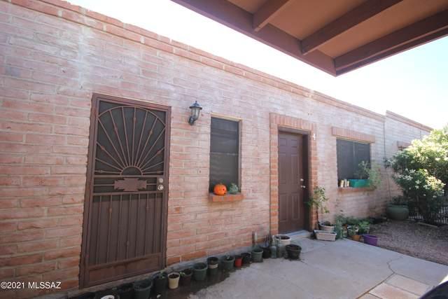 3960 E Fower Street #4, Tucson, AZ 85712 (#22124763) :: Kino Abrams brokered by Tierra Antigua Realty