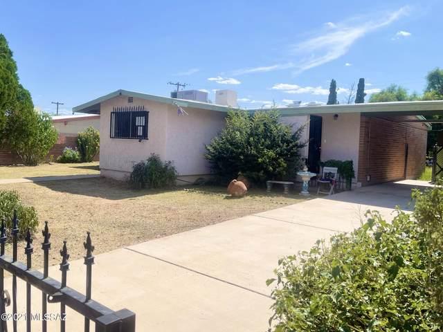 257 W Santa Paula Street, Tucson, AZ 85706 (#22124766) :: Gateway Partners International