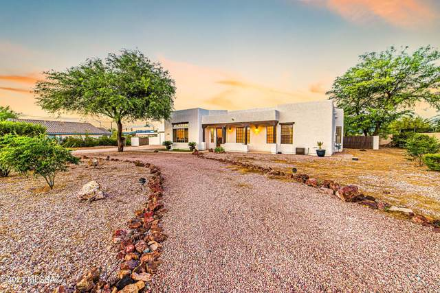 6900 W Chervil Place, Tucson, AZ 85743 (#22124767) :: Tucson Property Executives