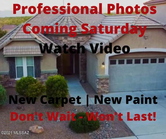 17253 S Painted Vistas Way, Vail, AZ 85641 (#22124772) :: Tucson Property Executives