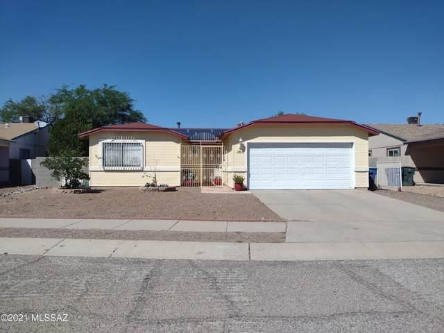 1866 W Holland Drive, Tucson, AZ 85746 (#22124773) :: Tucson Property Executives