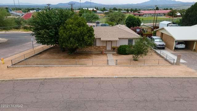 326 W Bonita Street, Benson, AZ 85602 (#22124776) :: Kino Abrams brokered by Tierra Antigua Realty