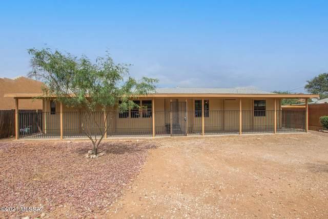 3707 E Presidio Road, Tucson, AZ 85716 (#22124777) :: Tucson Property Executives
