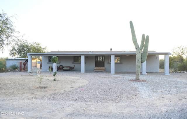 2120 S Calle Pomo, Tucson, AZ 85735 (#22124779) :: Tucson Property Executives